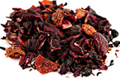 Organic Crimson Berry Fruit Tisane