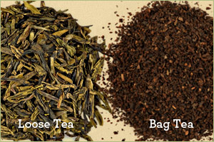 Loose Tea vs Bag Tea