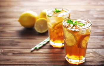 how to make iced tea with loose leaf