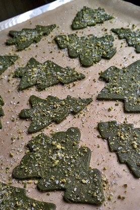 Matcha Pistachio Cookie Recipe