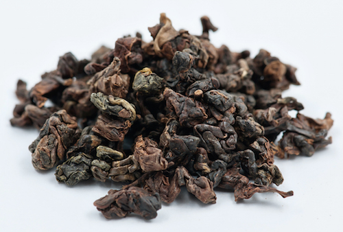 Organic GABA Oolong Tea from Arbor Teas