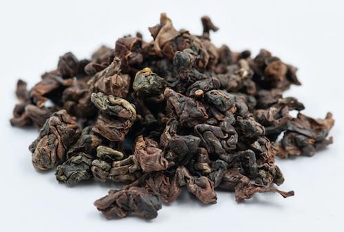 Organic GABA Oolong Tea from Arbor Teas